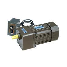 5IK120GU-CF 5GU-3-KB 120W 1 phase 220V 50Hz 60Hz  with Gearbox AC induction Gear Motor speed controller