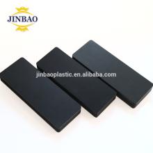 JINBAO negro delgada hoja de espuma rígida placa de espuma de pvc de fondo