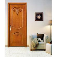 Puertas interiores de la casa, Puerta de madera a prueba de sonido impermeable de calidad, Puerta de madera sólida de Mcalsan
