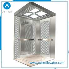 Elevator Parts with Beautiful Decoration Cabin (OS41)