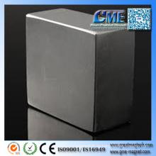 Quadratische Magnete zum Verkauf Hohe Magnettemperatur