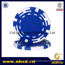 14G Z Stripe Clay Poker Chip (SY-E03)