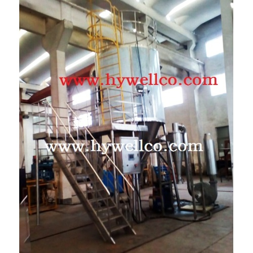Pesticides Centrifugal Spray Drying Line