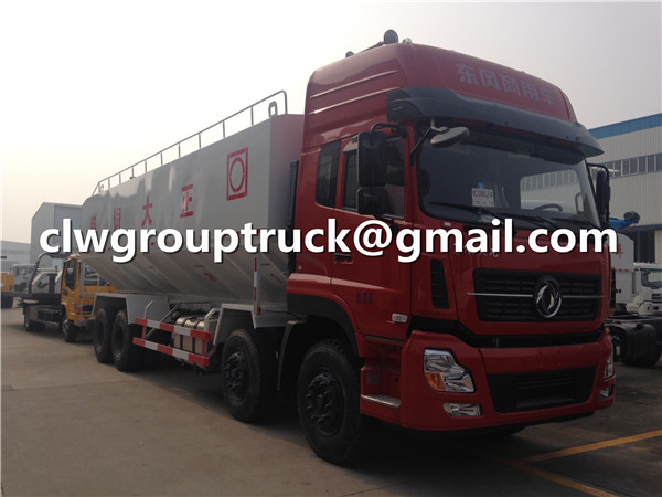 Bulk Feed Transported Truck