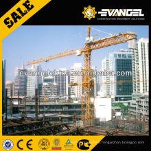 25 tons topkit tower crane SCM brand C7052 jib 60m