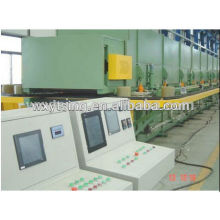 YTSING-YD-4115 PU Sandwich Panel Machine, Roller PU Sandwich Panel Forming Machine, PU Sandwich Panel Production Line