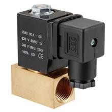 Control de temporizador de válvula de solenoide drenaje