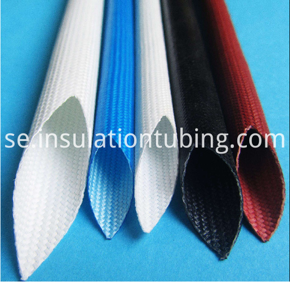 Silicone Glass Fiber Sleeves