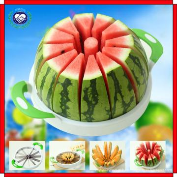 Werbeartikel Edelstahl Easy Cleaning Watermelon Slicer
