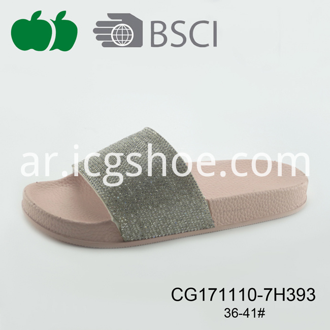 Soft Summer Women Cheap Plastic Slippers