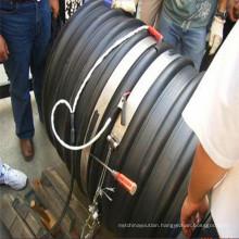 large plastic corrugated culvert pipe manufacturers prices