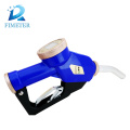 Filling station water meter nozzle, water pump nozzle with meter