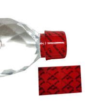 Great Quality Mineral Water Bottle Neck Seals Package Shrinkable Container Shrink Label