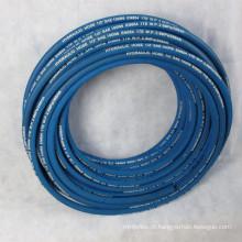 Fiber Braided Soft Rubber hose1TE R6