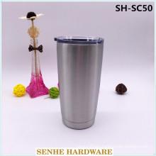 14oz 304 Stainless Steel Vacuum Porcelain Mug