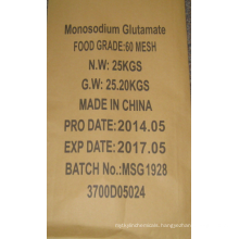 Monosodium Glutamate/Msg/Seasoning/Chinese Salt