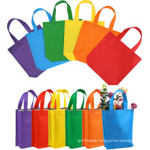 Cheap Price Promotional Customized Colors Eco Tote Non-Woven Shopping Bag PP Recyclable Non Woven Bags
