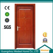 Комната деревянная дверь внутренняя распашная дверь петли (WDP5054)