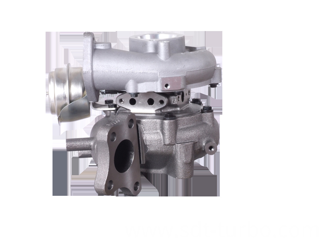YD25 TURBOCHARGER