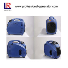 Aprovação CE 2kw Tipo de saída de gasolina Gerador de inversor elétrico portátil