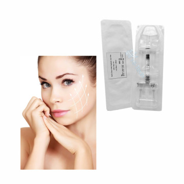 1ml hyaluronic acid syringe for lip augmentation dermal filler