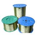 Fio de aço revestido de cobre (3 + 9 * 0,22 + 0,15 HT;)