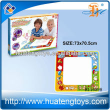 Make in China Water painting child drawing toy blanket drawing blanket baby drawing board H116898