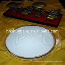 Buen polvo de la resina del PVC SG5 del PVC de la venta