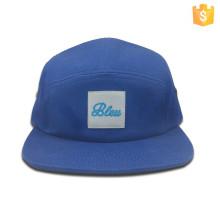 Atacado de moda personalizado homens 5 painel chapéu