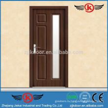 JK-P9074 новый дизайн дизайн деревянные окна двери модели