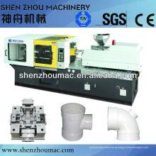 Os encaixes de tubulação do pvc de 95ton-750ton que fazem a maquinaria / acoplamento igual / PVC wye / PVC ...