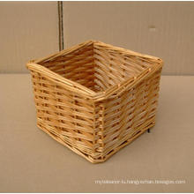 (BC-WB1013) High Quality Handmade Natural Willow Basket/Gift Basket