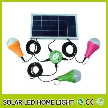 Chine usine vente chaude en gros Led Kit alimentation solaire résidentiel