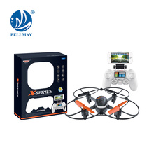 Wifi Control FPV Quadcopter 2.4 GHz 4 Channel 6-Axis Drone