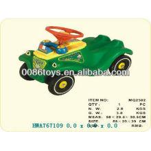 Coches plásticos de pedales para niños