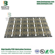 Dik Gouden 6 Layer High-precision Multilayer PCB