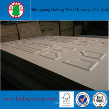 2.5mm Plain Moulded HDF Doorskin