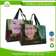 Cheap Price Promotion BOPP Laminated PP Nonwoven Handle Bag
