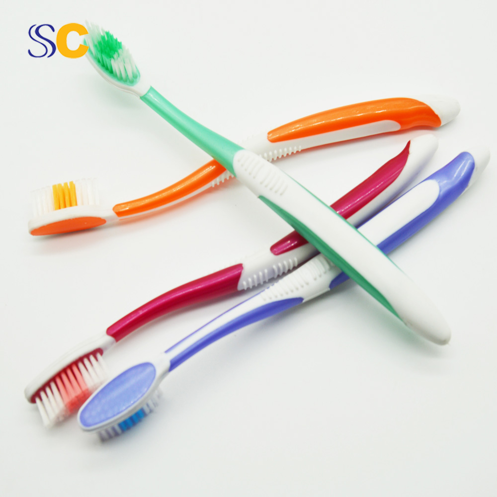 New Adult Home Used Soft Daily Use Oral Care Toothbrush