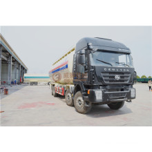 Iveco Hy 8*4 LHD Steering 290HP Bulk Powder Tanker Truck