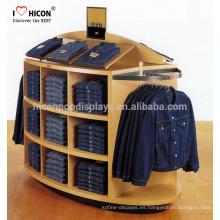 Crear una ropa de impresión duradera Ropa interior Tienda Tienda de ropa Showroom Muebles de exposición Ropa Pantalla para la tienda