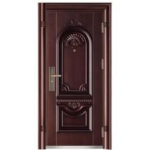 Nuevo diseño venta caliente de acero seguridad puerta S-357
