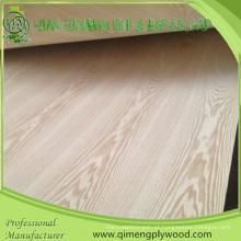 Nice e durável 3A ou 2A grau 1,8 milímetros 2,3 milímetros 2,7 milímetros 3,6 milímetros bela cor e tamanho da porta de grãos China Ash Plywood ou China Ash Fancy Plywood com preço mais barato