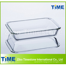 High Borosilicate Glass Baking Dish
