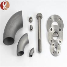 Китай Новые Продукты Gr9 Титановые Литые Фитинги Труба