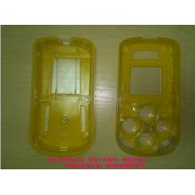 Shell en plastique d'ABS + TPE pour la télécommande de téléphone portable / TV