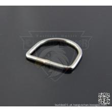 D-Anéis Soldados de liga metálica de 1 polegada