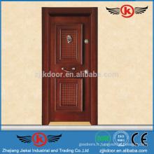 JK-AT9006 Sécurité Steel Wood Turquie portes en bois