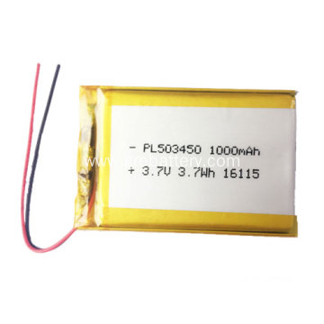 2 Cell Polymer Lithium Ion Battery Voltage 7.4V