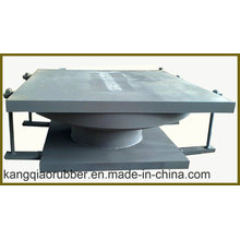 Flexibility Rubber Bridge Pot Bearing